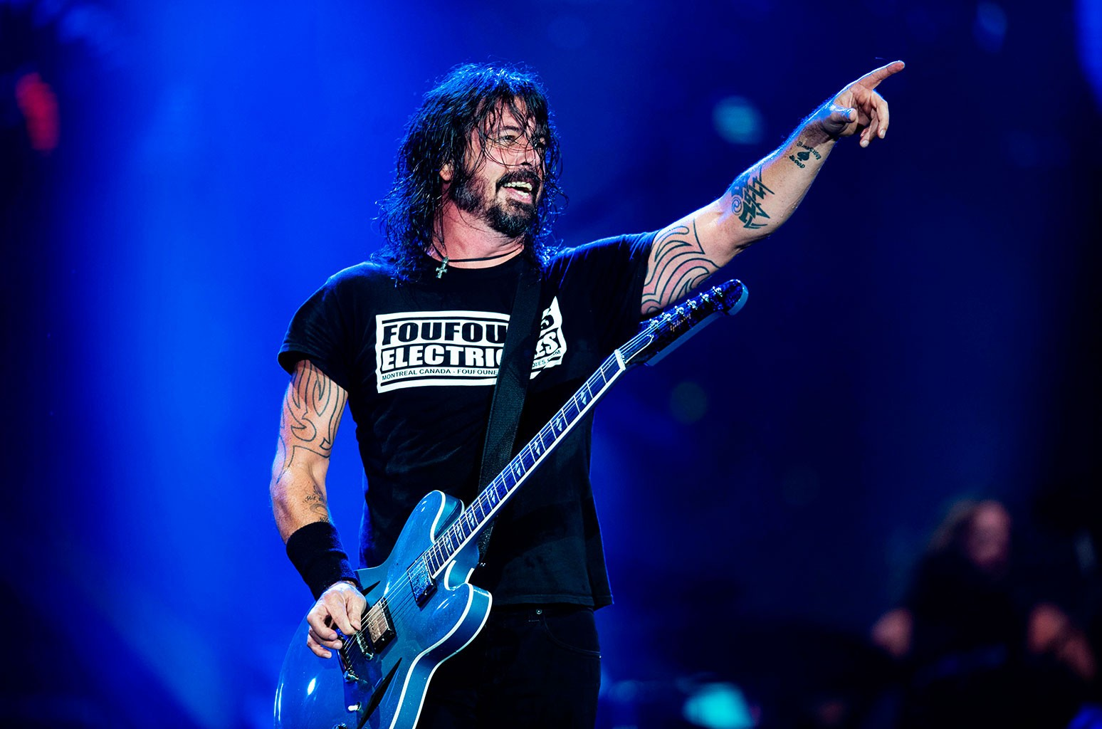 Foo Fighters Continue to Tease 2020 Album: Is This Music Snippet Part of  It? | Billboard