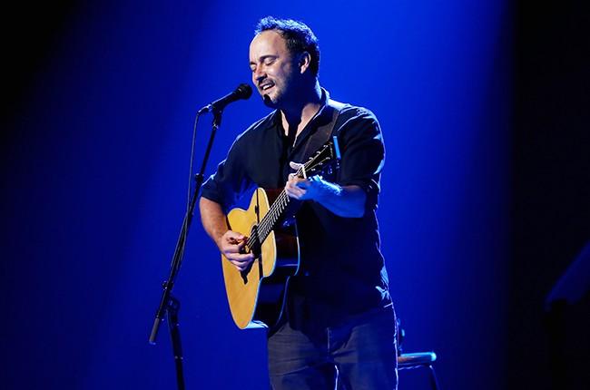 Dave Matthews performs at the 2014 Children's Health Fund