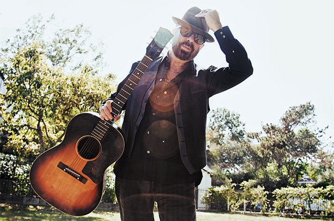 Dave Stewart photographed in 2013.