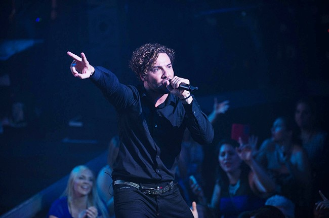 David Bisbal performs at the Billboard 2014 Latin Music Conference 25th Anniversary Concert