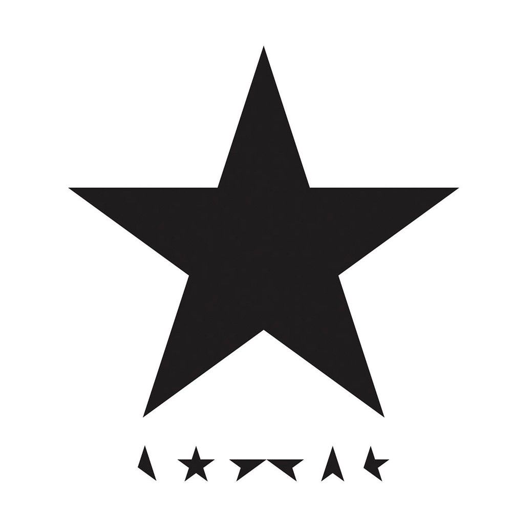 david bowie, blackstar 2016