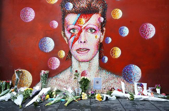 David Bowie tributes 2016