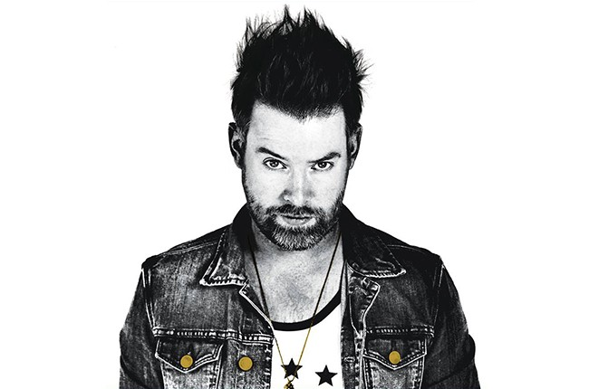 David Cook photographed in 2015.