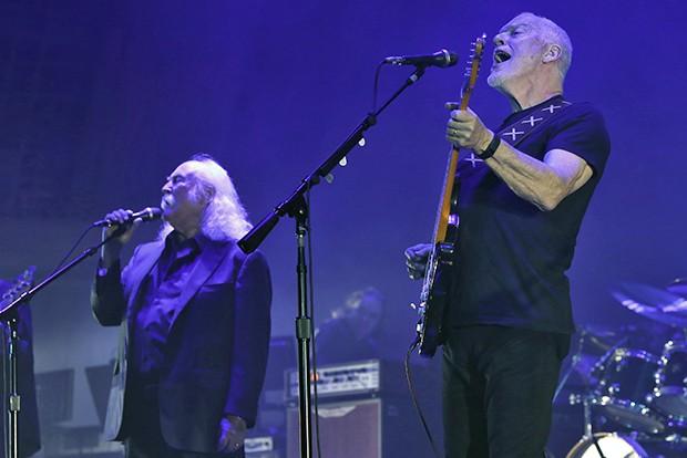 David Gilmour Hollywood Bowl 2016