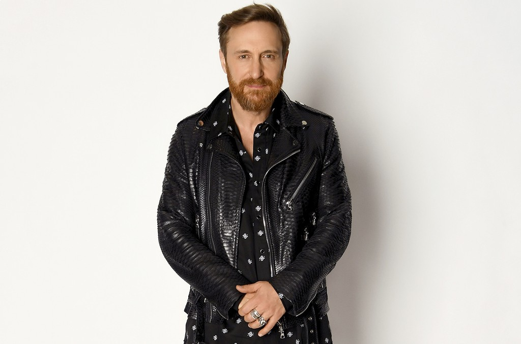 David Guetta poses for a portrait during the 2017 Billboard Music Awards at T-Mobile Arena on May 21, 2017 in Las Vegas, Nevada.  (Photo by Denise Truscello/BBMA2017/Getty Images Portrait)
