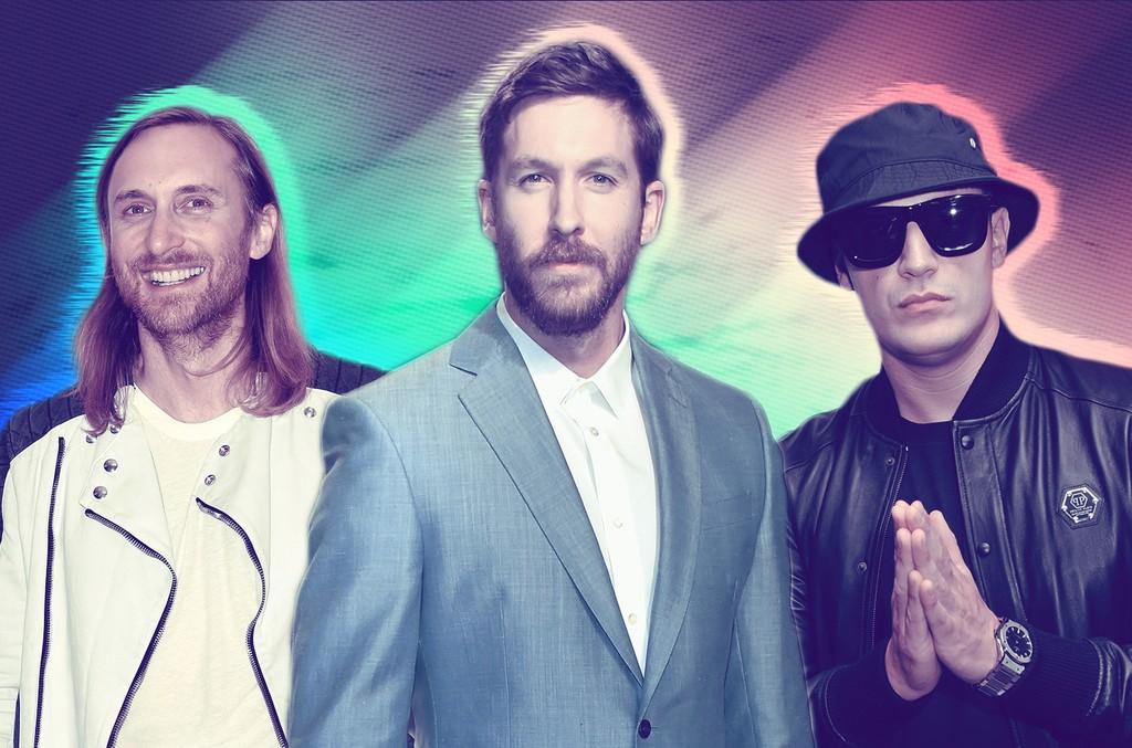 David Guetta, Calvin Harris & DJ Snake