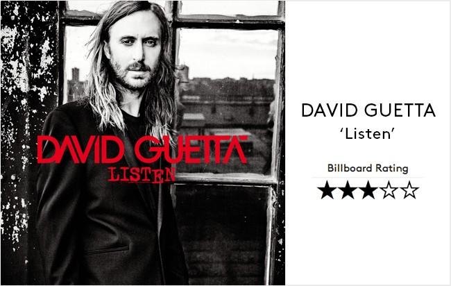 David Guetta -- Listen -- 2014