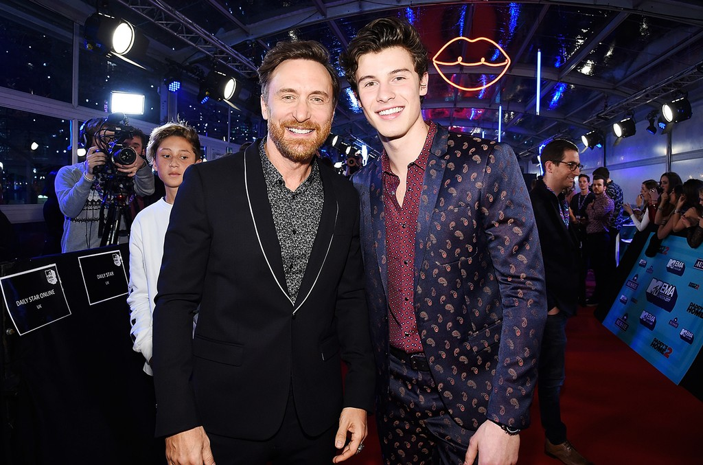 David Guetta & Shawn Mendes, 2017