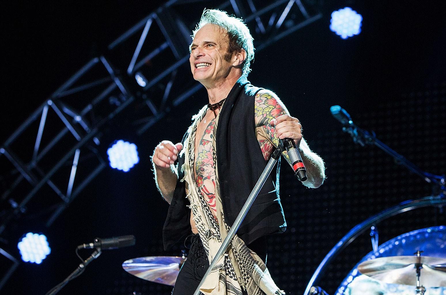 David Lee Roth of Van Halen