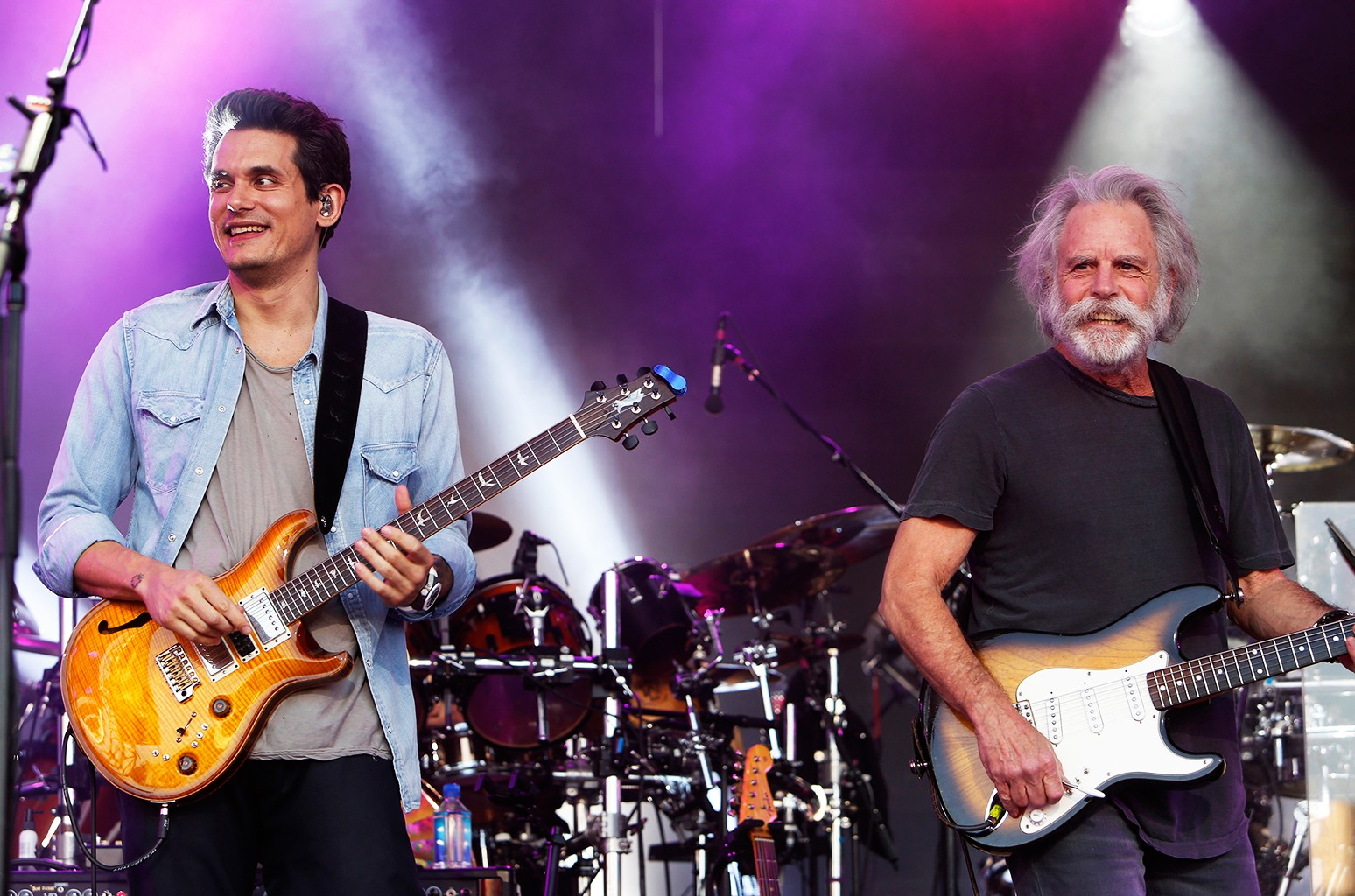 Dead & Company perform on Jimmy Kimmel Live on May 10, 2016.