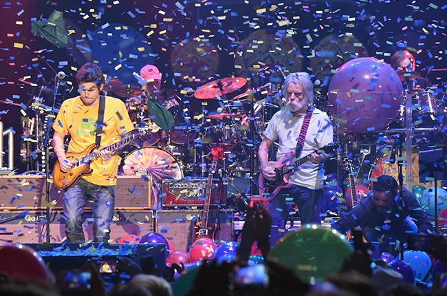 Dead and Company New Years Eve