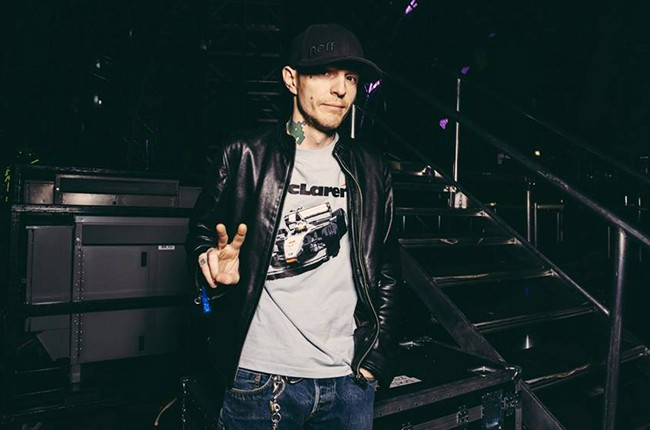 deadmau5 at HARD Day of the Dead 2014