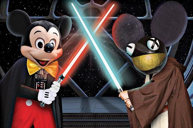 Topline: Disney vs Deadmau5