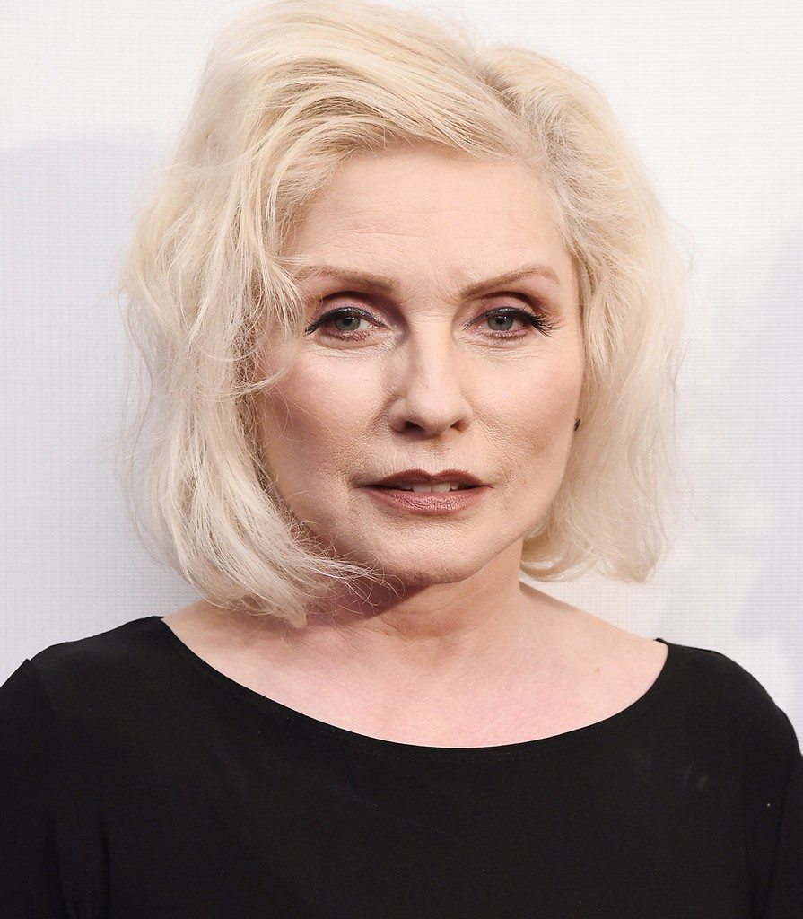 """Debbie Harry attends """"SHOT! The Psycho-Spiritual Mantra of Rock"""" Screening during 2016 Tribeca Film Festival on April 22, 2016 in New York City."""