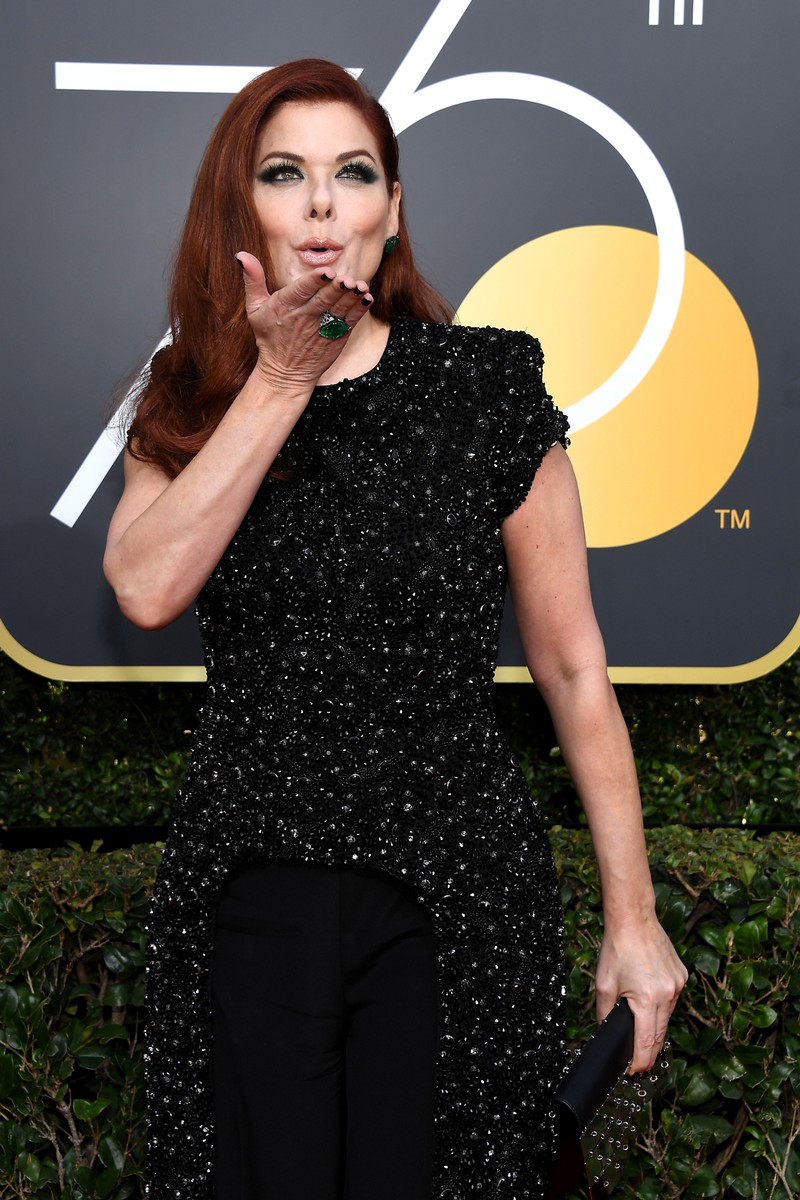 Debra Messing, 2018