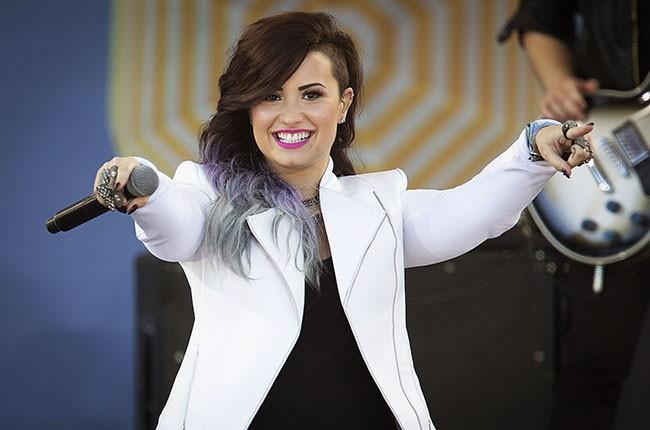 Demi Lovato, 2014.