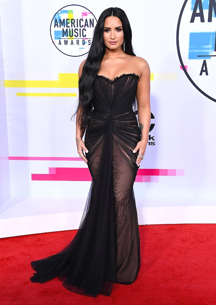 Demi Lovato, American Music Awards