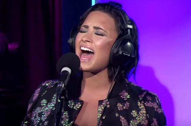 Demi Lovato Take Me To Church