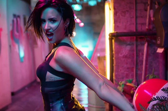 Demi Lovato Cool For The Summer 2015