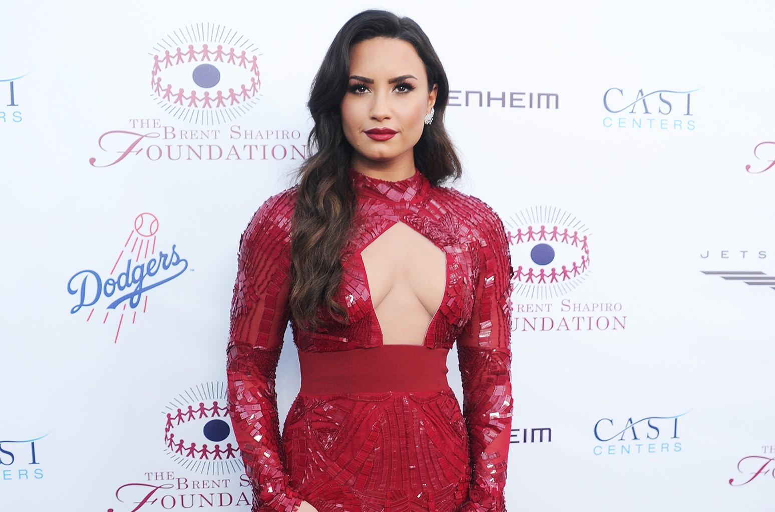 Demi Lovato, 2017