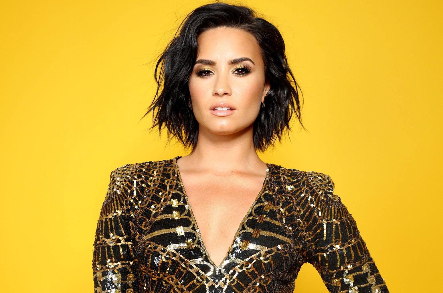 Demi Lovato photographed in 2016
