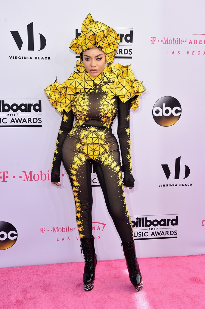 Dencia attends the 2017 Billboard Music Awards at T-Mobile Arena on May 21, 2017 in Las Vegas.