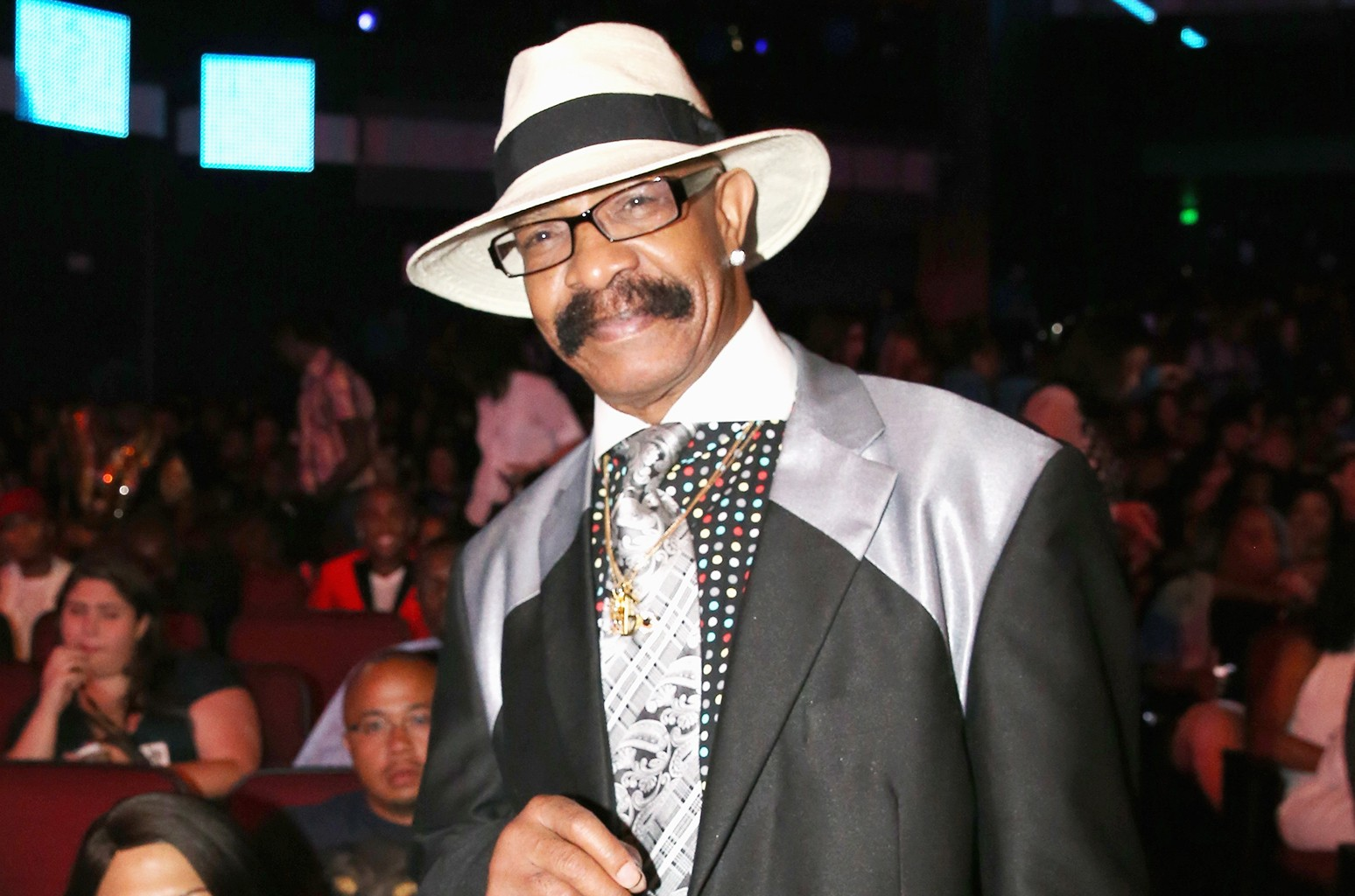 Dennis Graham attends the 2016 BET Awards
