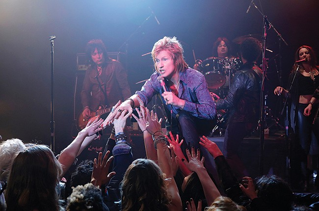 Denis Leary as Johnny Rock on Sex&Drugs&Rock&Roll