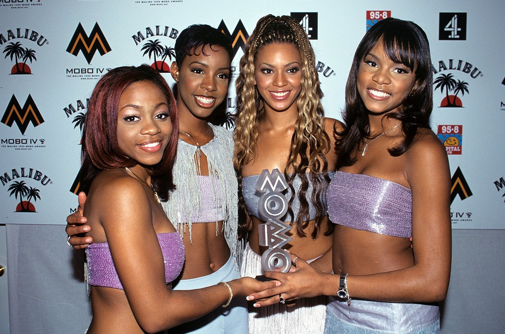 Destiny's Child at the 1999 MOBO Awards