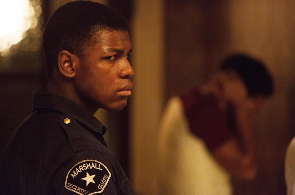 John Boyega in Detroit.