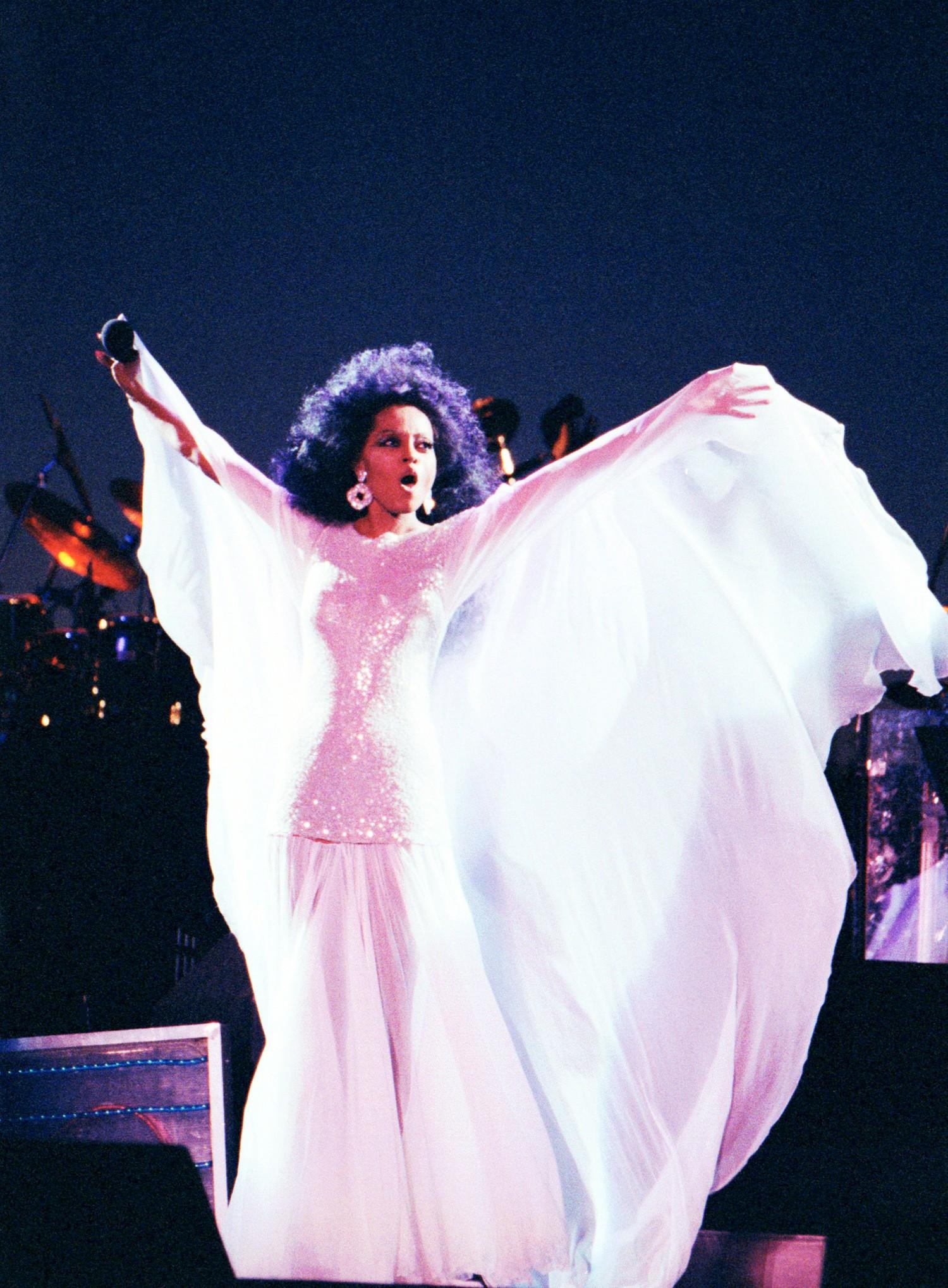 Diana Ross, 1991