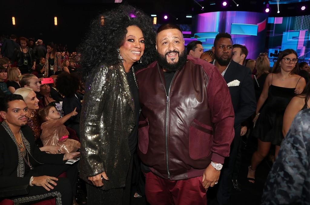 Diana Ross & DJ Khaled, 2017