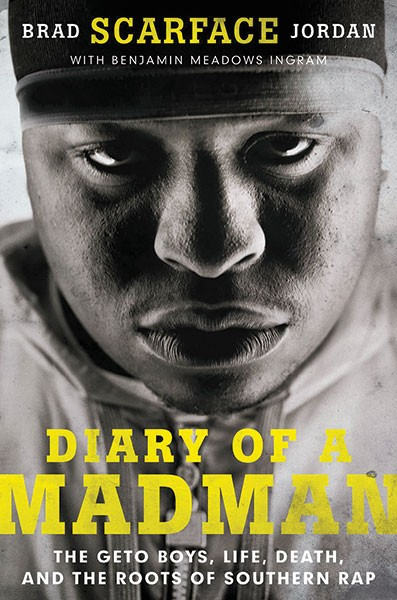 """""""Diary of a Madman"""" by Scarface, with Benjamin Meadows-Ingram (HarperCollins)"""