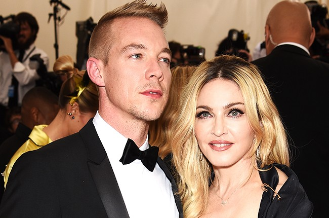 "Diplo and Madonna attend the ""China: Through The Looking Glass"" Costume Institute Benefit Gala at the Metropolitan Museum"