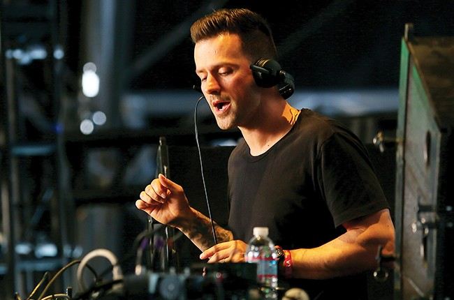 Dirty South performs onstage during Coachella Valley Music & Arts Festival (Weekend 1) at the Empire Polo Club on April 11, 2015 in Indio, California.