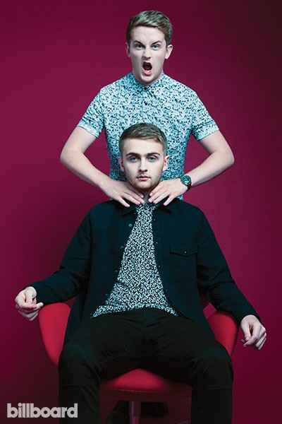 Disclosure's Howard and Guy Lawrence