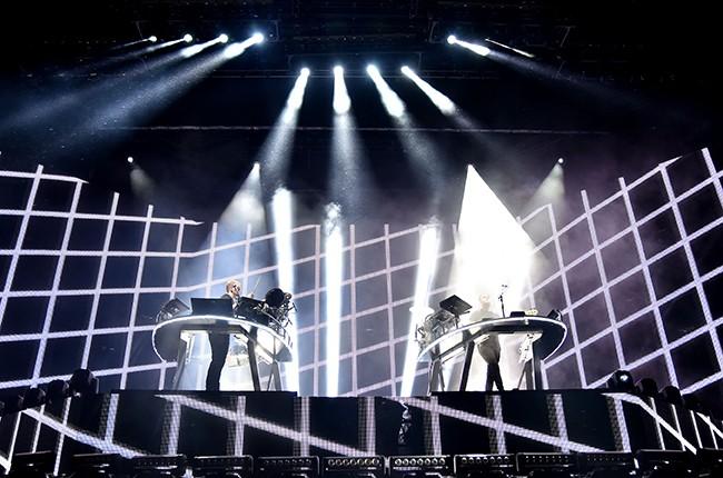 Disclosure perform at Austin City Limits Music Festival