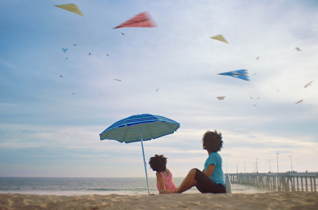A still from Discover Los Angeles' @EveryoneisWelcome tourism campaign