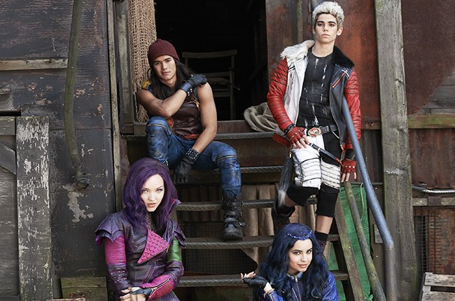 "Disney Channel's original movie ""Descendants"""
