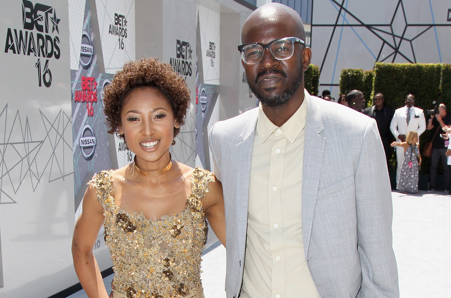 DJ Black Coffee at the 2016 BET Awards