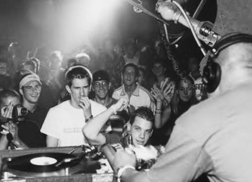 DJ Bone at Motor Club in Detroit