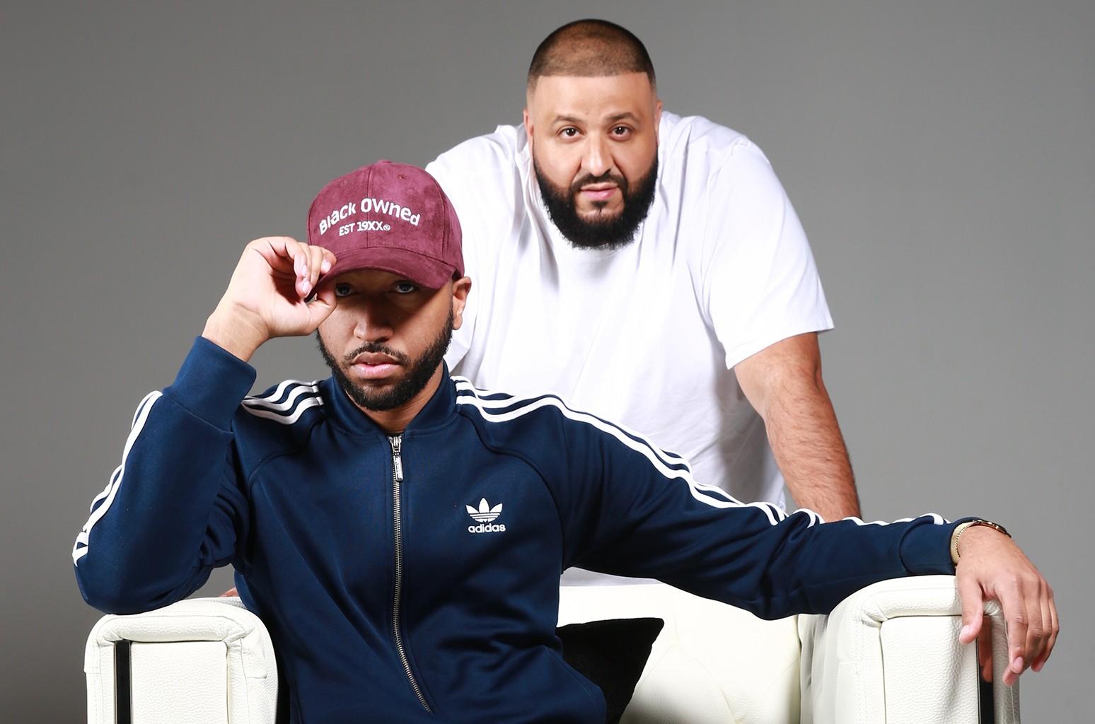 DJ Khaled & Cam Kirk