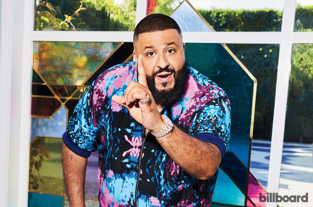 DJ Khaled photographed on May 8th at The Fig House in Los Angeles.