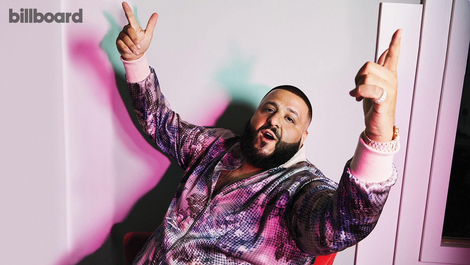 DJ Khaled photographed on May 8th at The Fig House in Los Angeles. Styling by Terrell Jones. All clothing by Terrell Jones and produced by 5001 Flavors. Shoes by Jordan Brand.