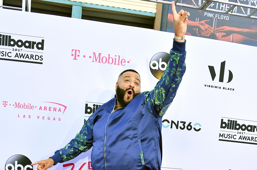 DJ Khaled attends the 2017 Billboard Music Awards at T-Mobile Arena on May 21, 2017 in Las Vegas.