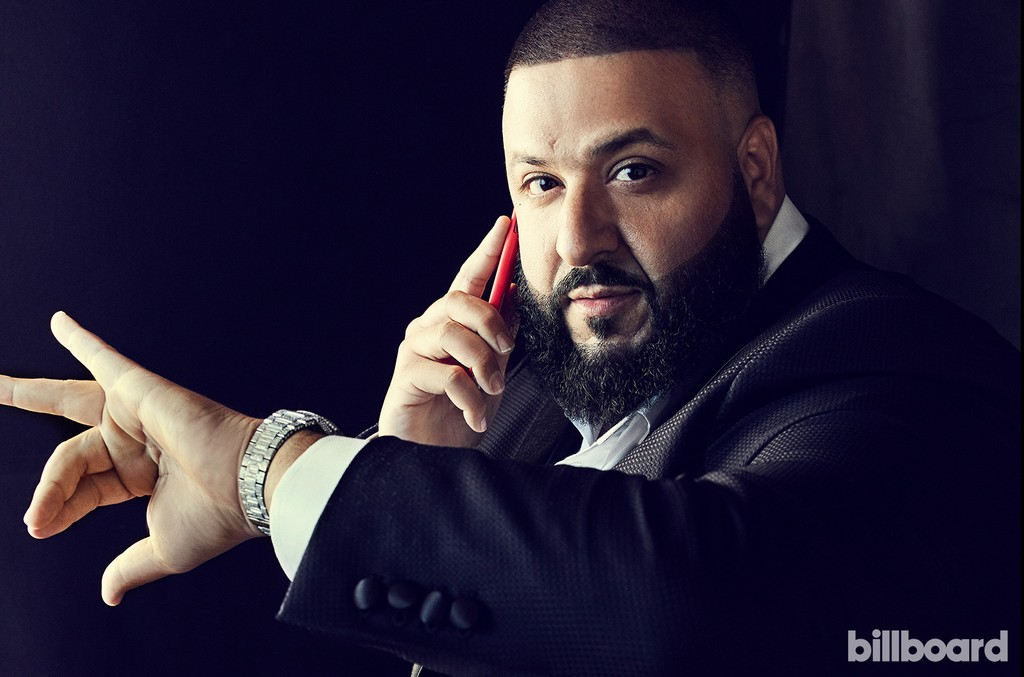 DJ Khaled photographed on Nov. 18  at The Spare Room in Los Angeles.
