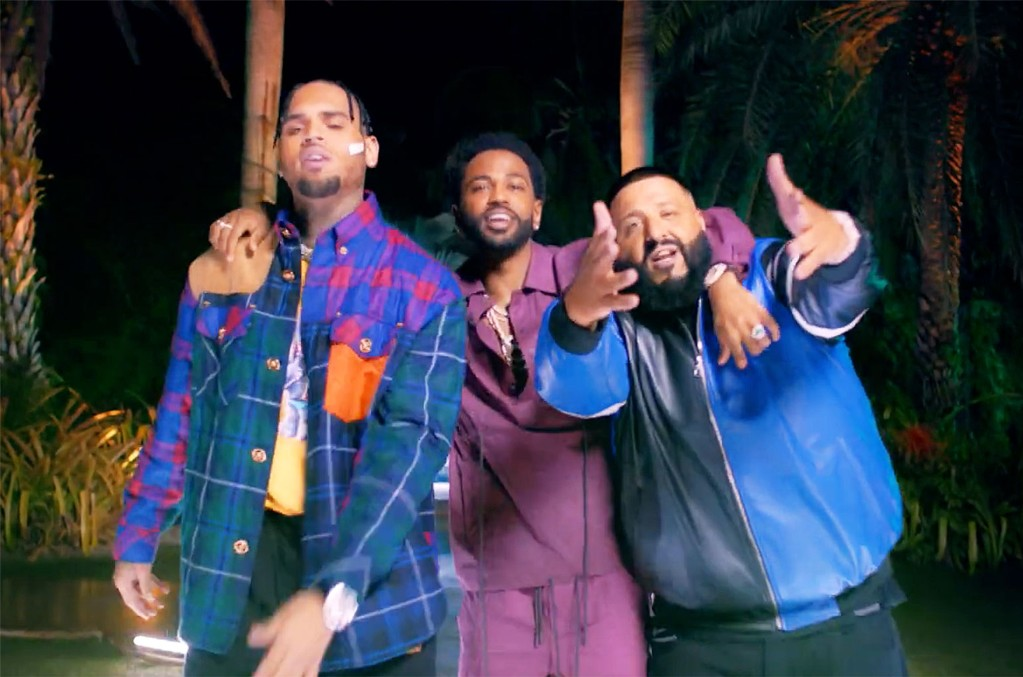 "DJ Khaled, ""Jealous (Extended Version)"" ft. Chris Brown, Lil Wayne & Big Sean"