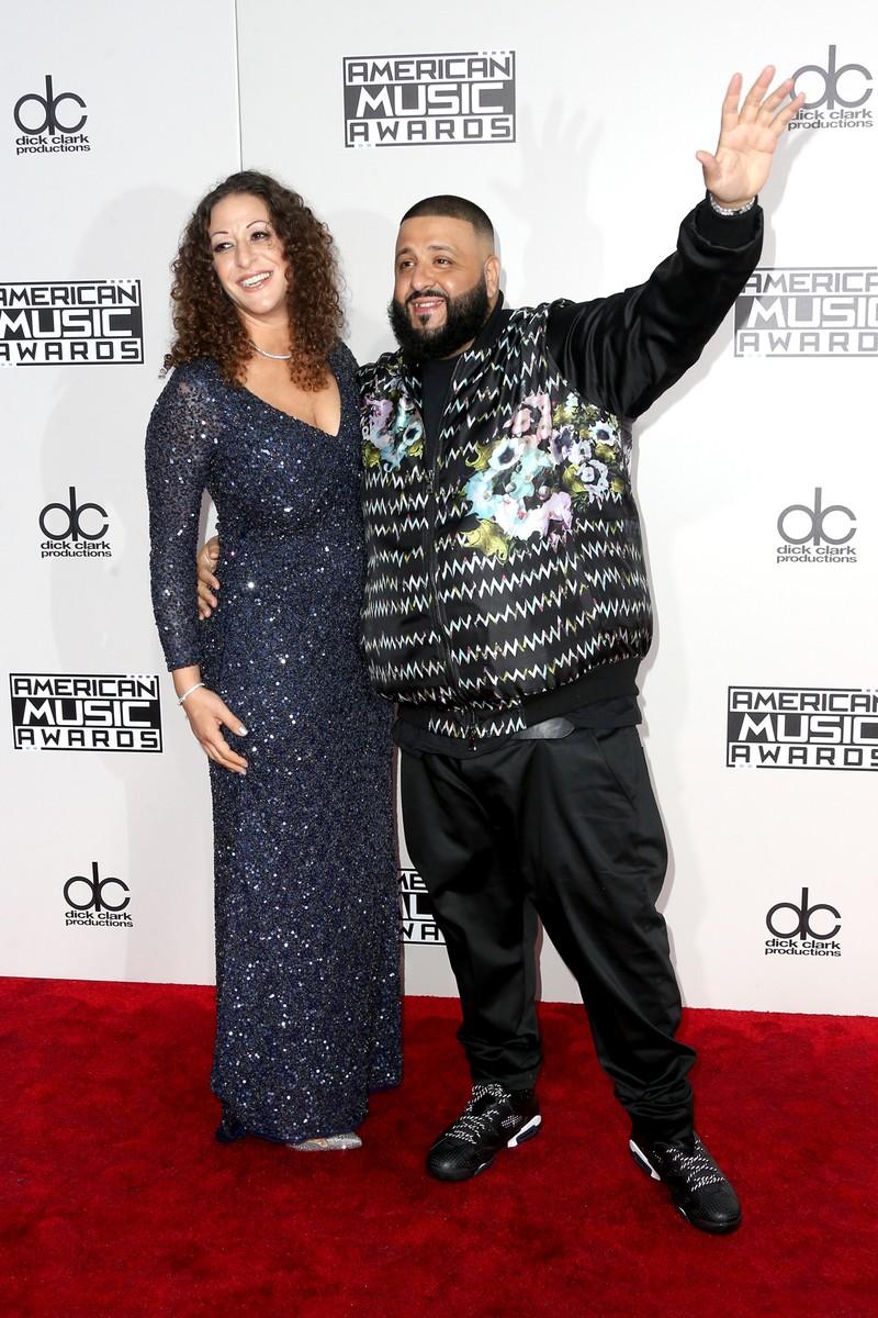Nicole Tuck & DJ Khaled, 2016