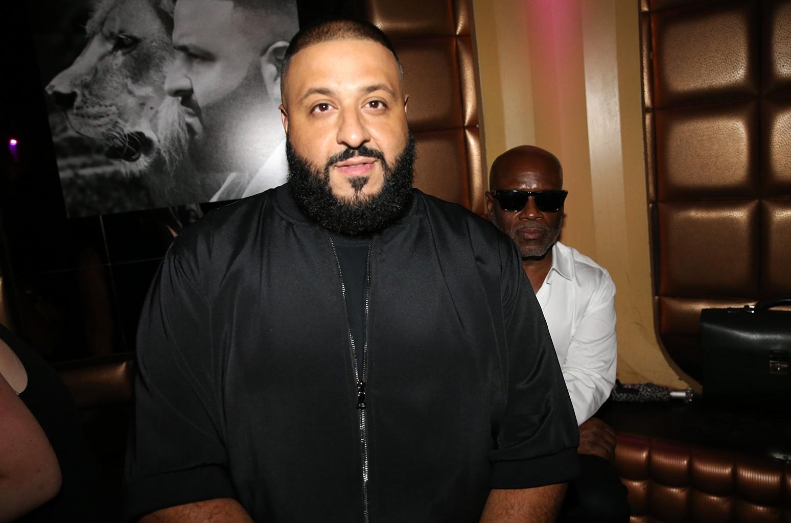 DJ Khaled in New York City
