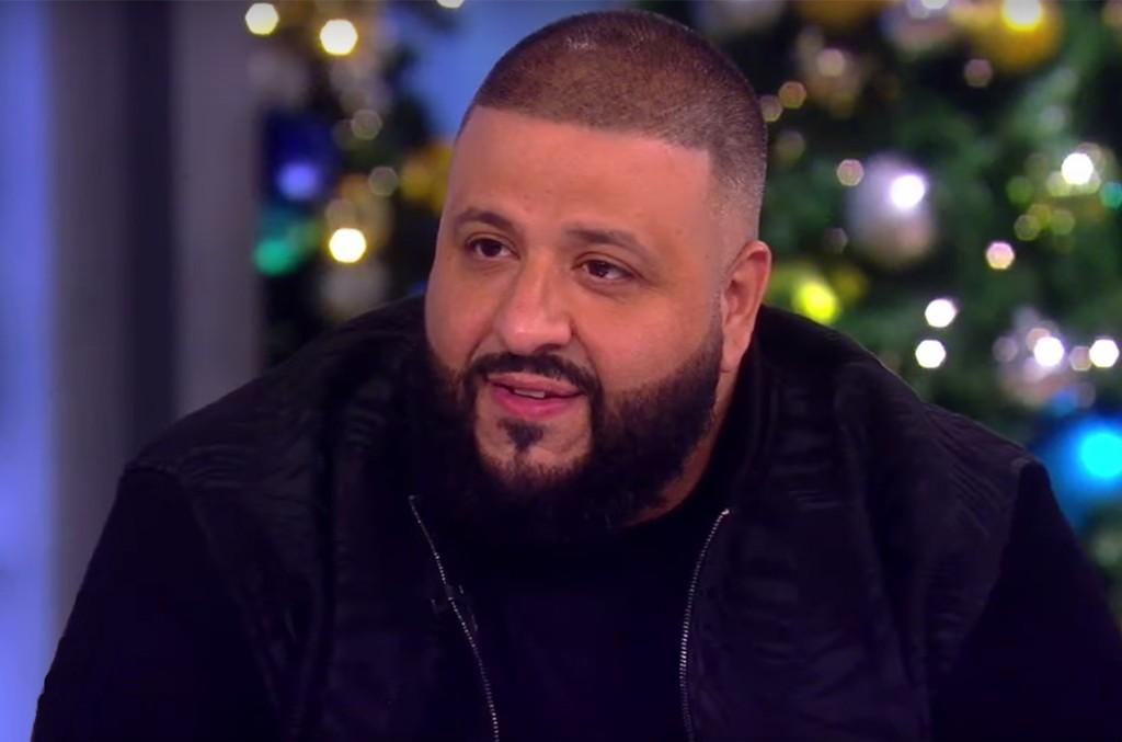 DJ Khaled on The View